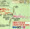 Mt. Fuji Subashiri trail map