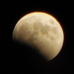 total lunar eclipse from Tokyo