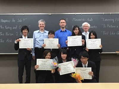 2016.5.22 Meiji speech contest 2