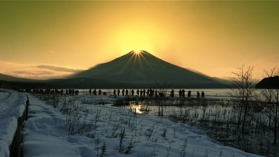 Berndt's Diamond Fuji