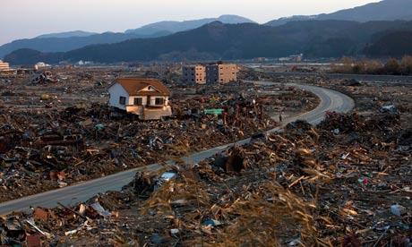 Japan tsunami debris