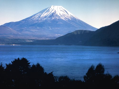 Mt. Fuji (富士山), Japan's highest mountain