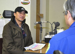 Actor Ken Watanabe supports quake-hit areas
