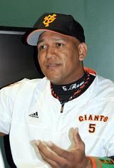 Yomiuri Giants slugger Alex Ramirez donates $1 million dollars
