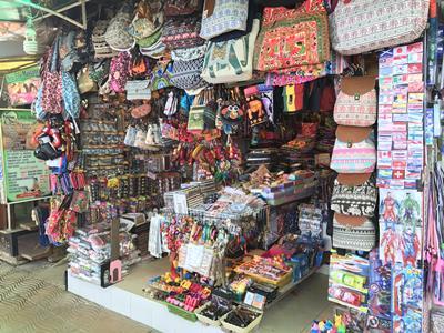 Ao Nang souvenir shop
