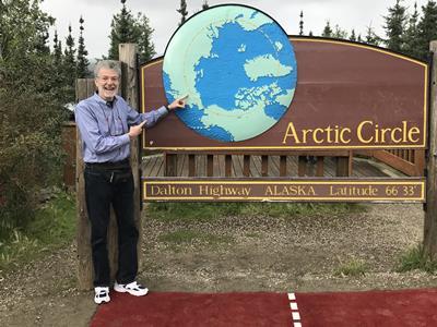 Alaska Arctic Circle