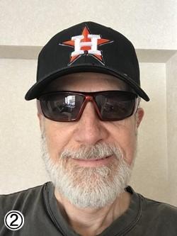 Astros beard 1
