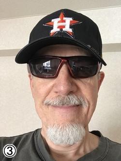 Astros beard 2