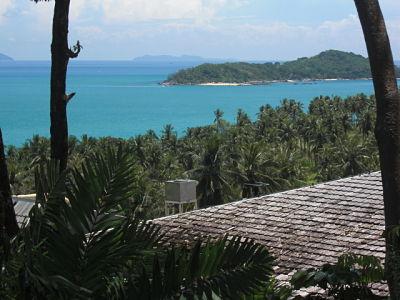 Bon Island from Evason Phuket