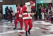 Dancing Santa Gary