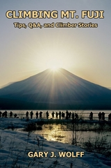new Climbing Mt. Fuji book