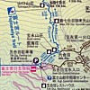Mt. Fuji Fujinomiya trail map