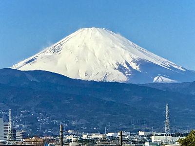 Fujisan-Feb. 23, 2020