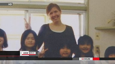 English teachers return to Fukushima