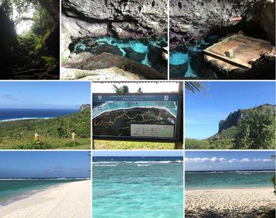 Guam collage