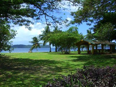 Ice Box Park on Malakal Island