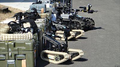 U.K. robots venture inside Fukushima