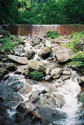 Kitazawa (北沢) mountain stream
