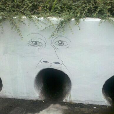 LA fun art