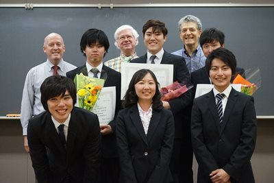 meiji speech contest