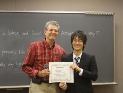 Meiji speech contest