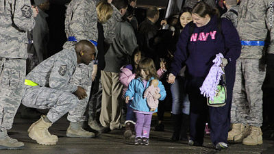 U.S. military families can return back to Japan