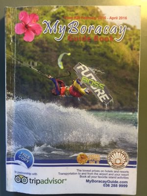 My Boracay Guide Book