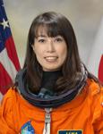 Japanese Astronaut Naoko Yamazaki