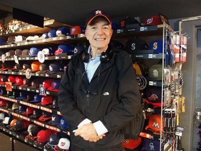 new Astros cap