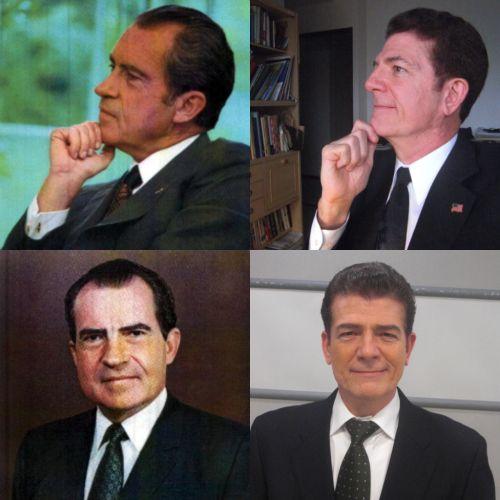 Nixon twins