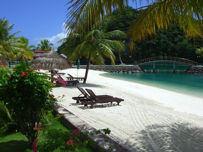 Beachside at the Palau Royal Resort