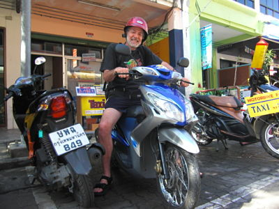 "Peter Fonda of ""Easy Rider"" fame"