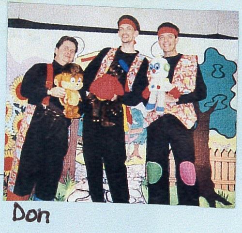 Don Davis - Puppet Show 1