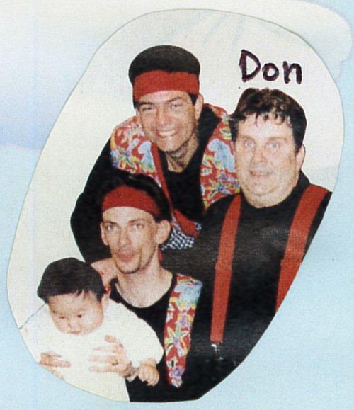 Don Davis - Puppet Show 3