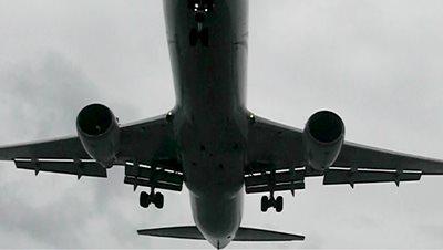 Rarotonga jet blast area
