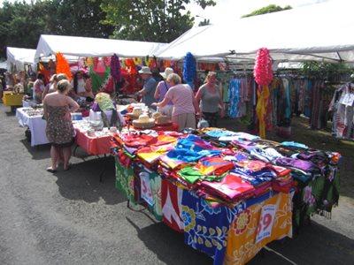 Rarotonga Punanga Nui Market