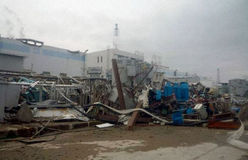 Restoration work at Fukushima plant suffers setback