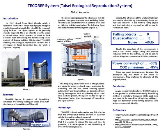 TECOREP poster