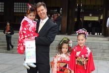 Terrie Lloyd & family