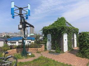 Tokyo Eco-Toilet, Edogawa River