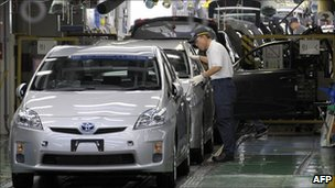 Toyota cuts back European production