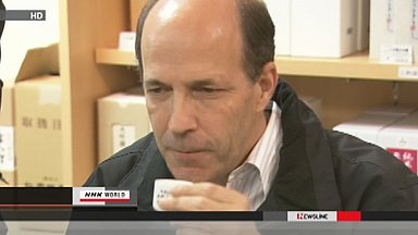 US ambassador helps promote Fukushima products
