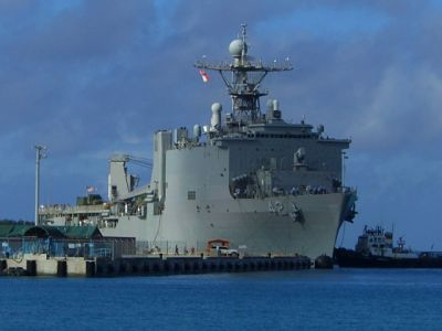 USS Germantown