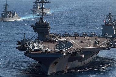 USS Ronald Reagan (CVN-76) Carrier Strike Group