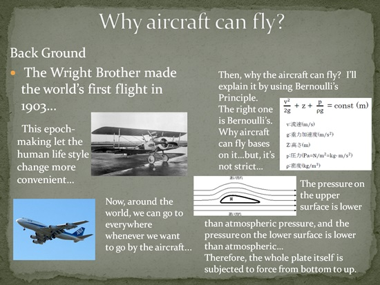 Why aircraft poster