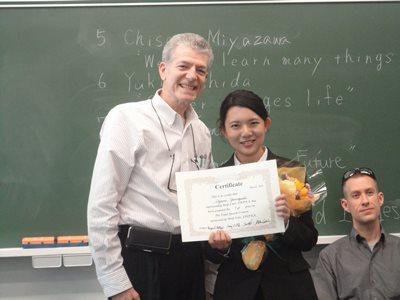 2015.5.24 Meiji speech contest 2