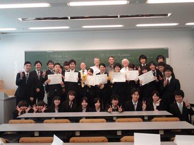 2015.5.24 Meiji speech contest 3