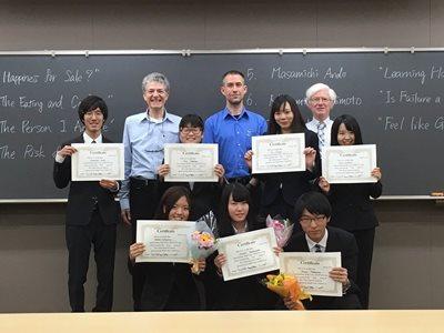2016.5.22 Meiji speech contest 2