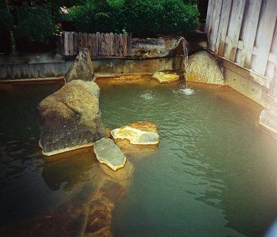 Rotemburo @ Asahi-so minshuku