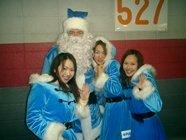 Blue Santa Gary
